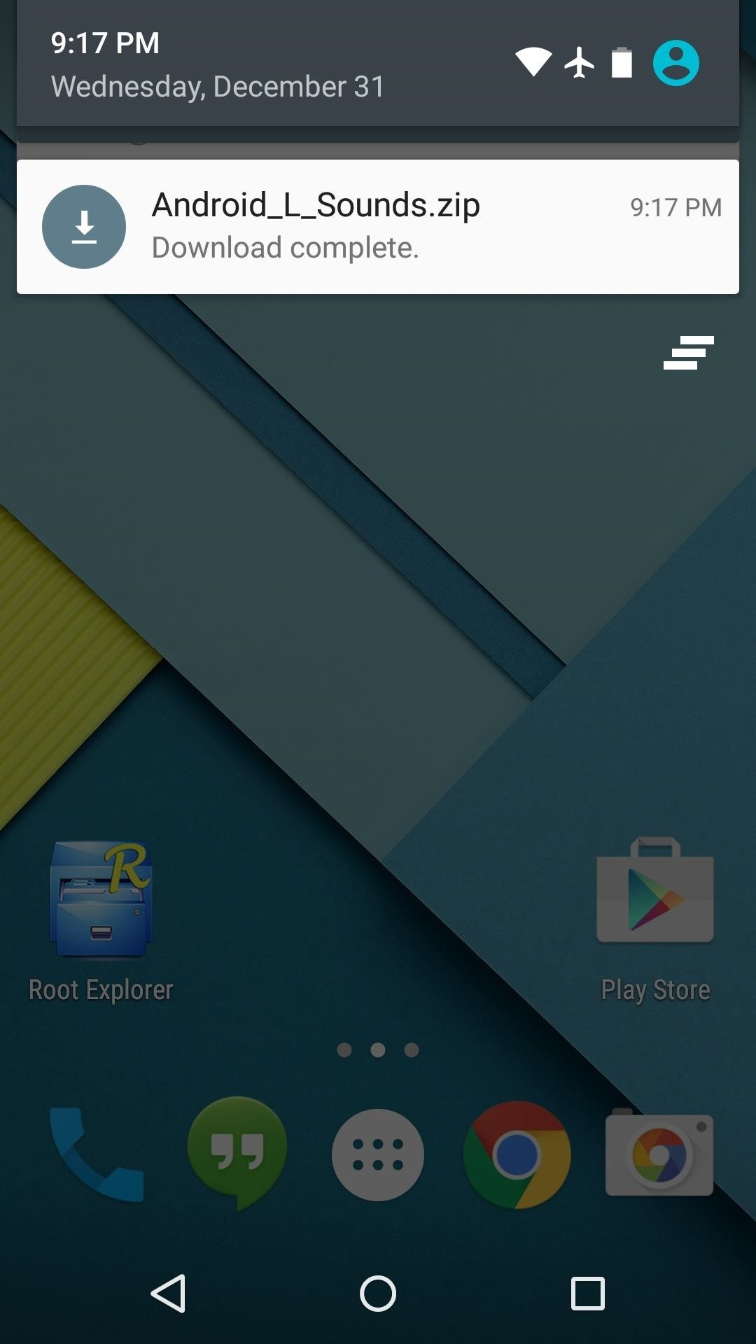 How to Get Nexus 6 System Sounds & Ringtones on Your Nexus 5