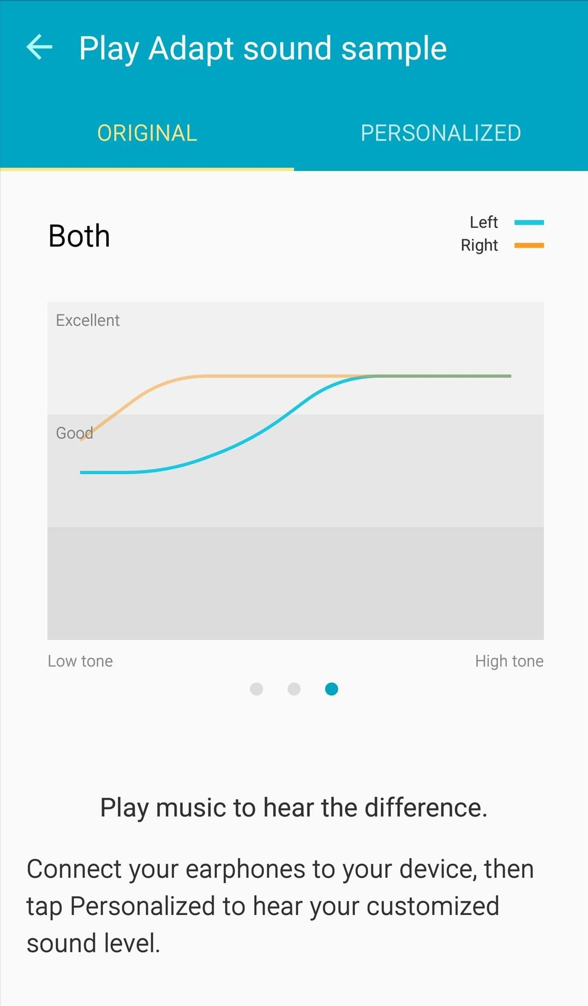How to Personalize Sound Quality for Headphones on Your Galaxy S6