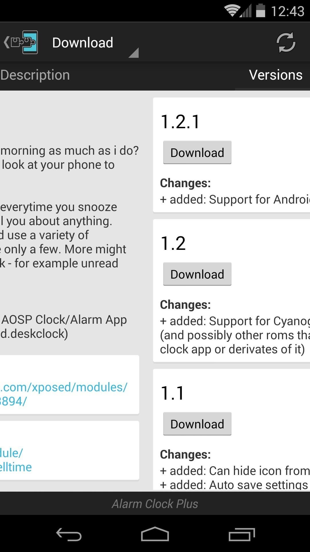 Wake Up Faster with a Back-Talking, Snooze-Hating Alarm Clock on Your Nexus 5