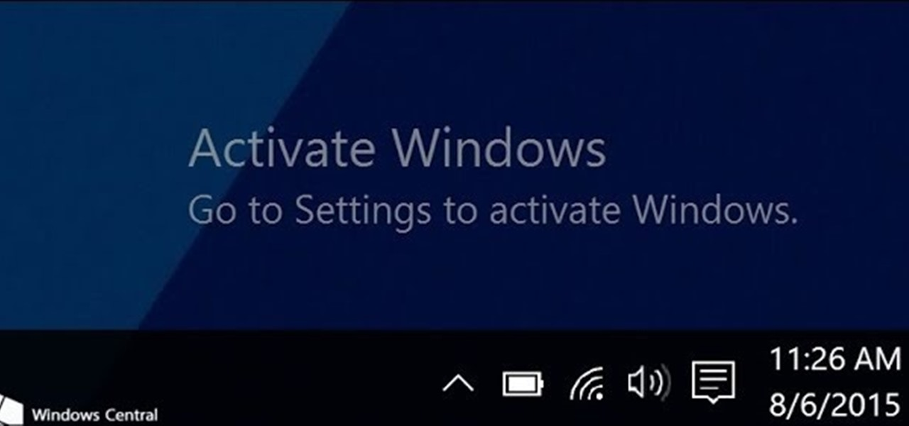 How To Activate Windows Without Any Software 100 Working
