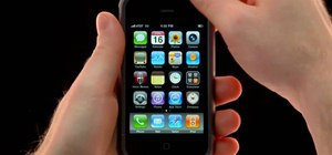 Hard restart an Apple iPhone 3G, 4G or iPod Touch
