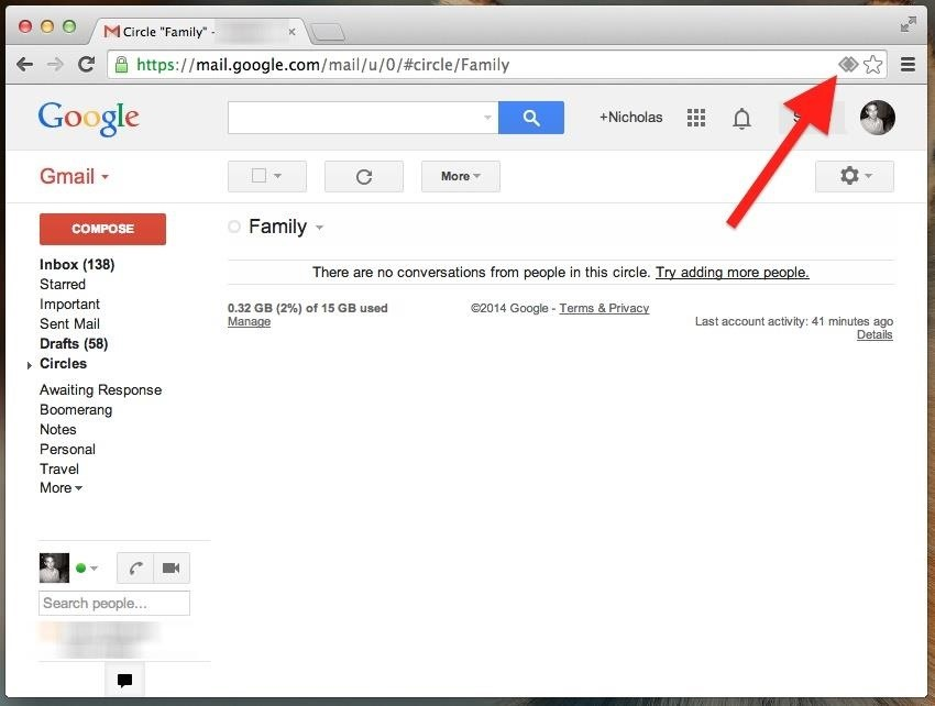 How to Search Gmail & Compose New Emails Straight from Chrome's Address Bar