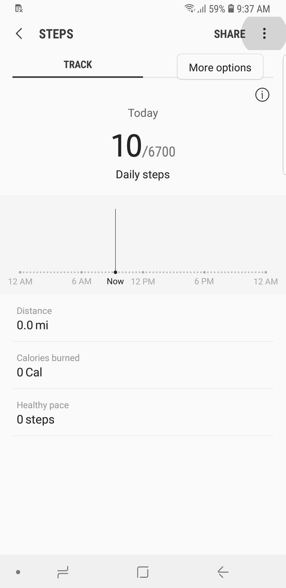 How to Change Your Step Count Goal in Samsung Health