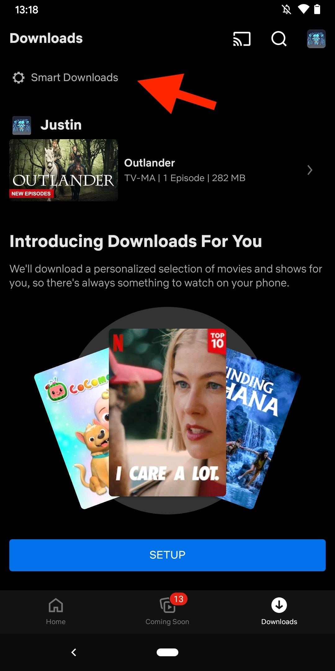 How to Download a Show's Next Episode Automatically on Netflix After Watching the Previous One