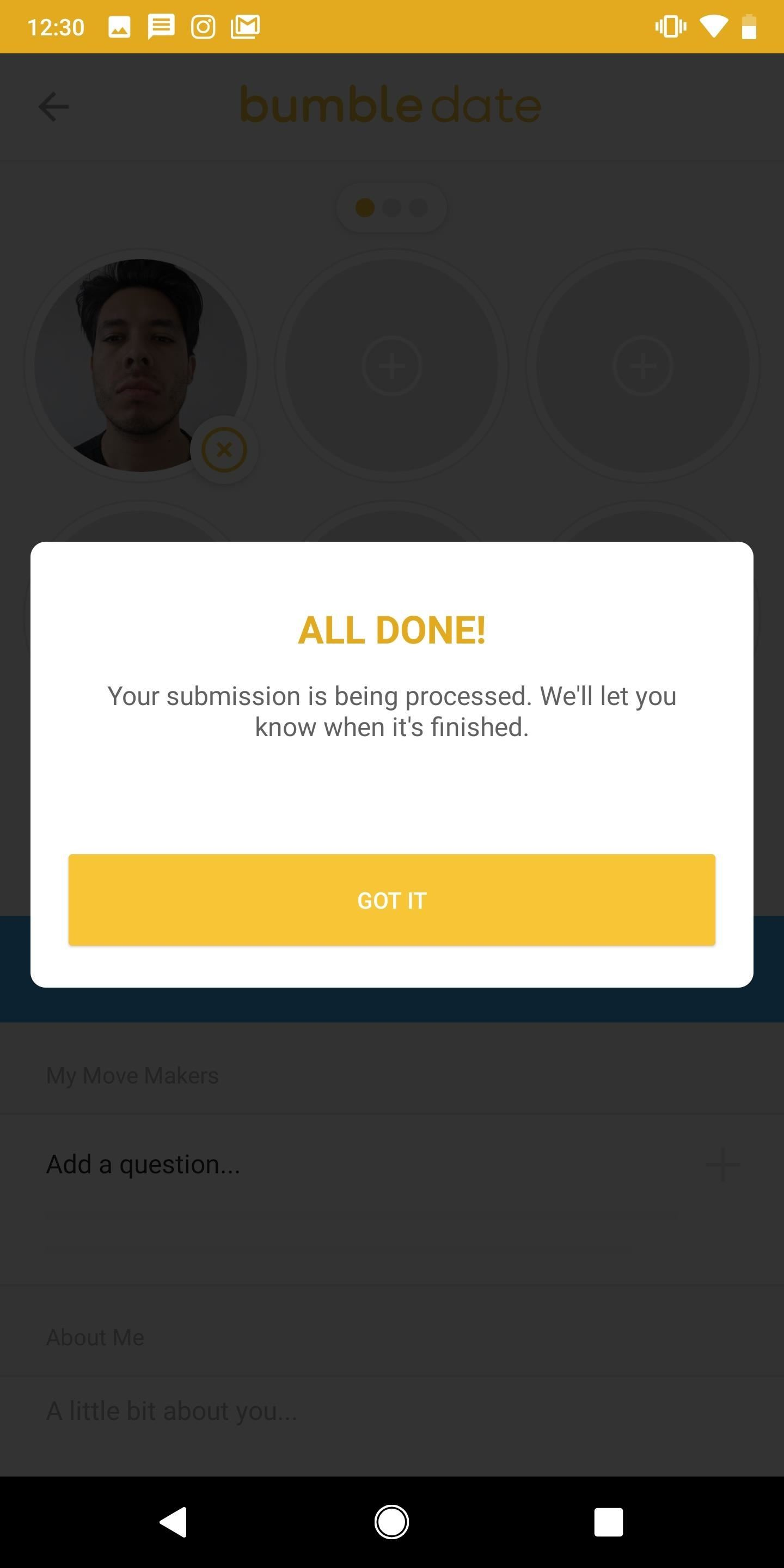 How to Verify Your Bumble Account to Help Fight Catfishing