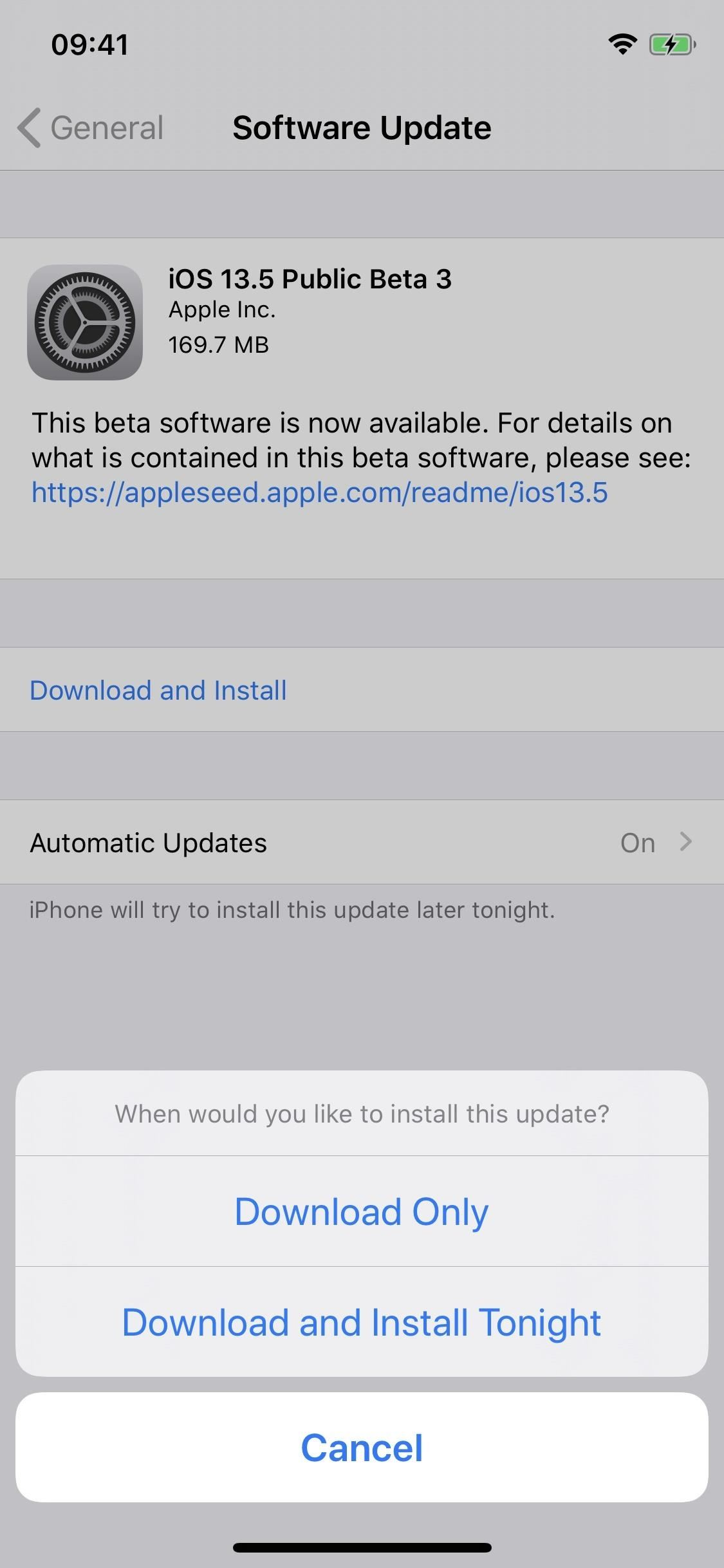 Use This Trick to Unlock Hidden Software Update Options on Your iPhone