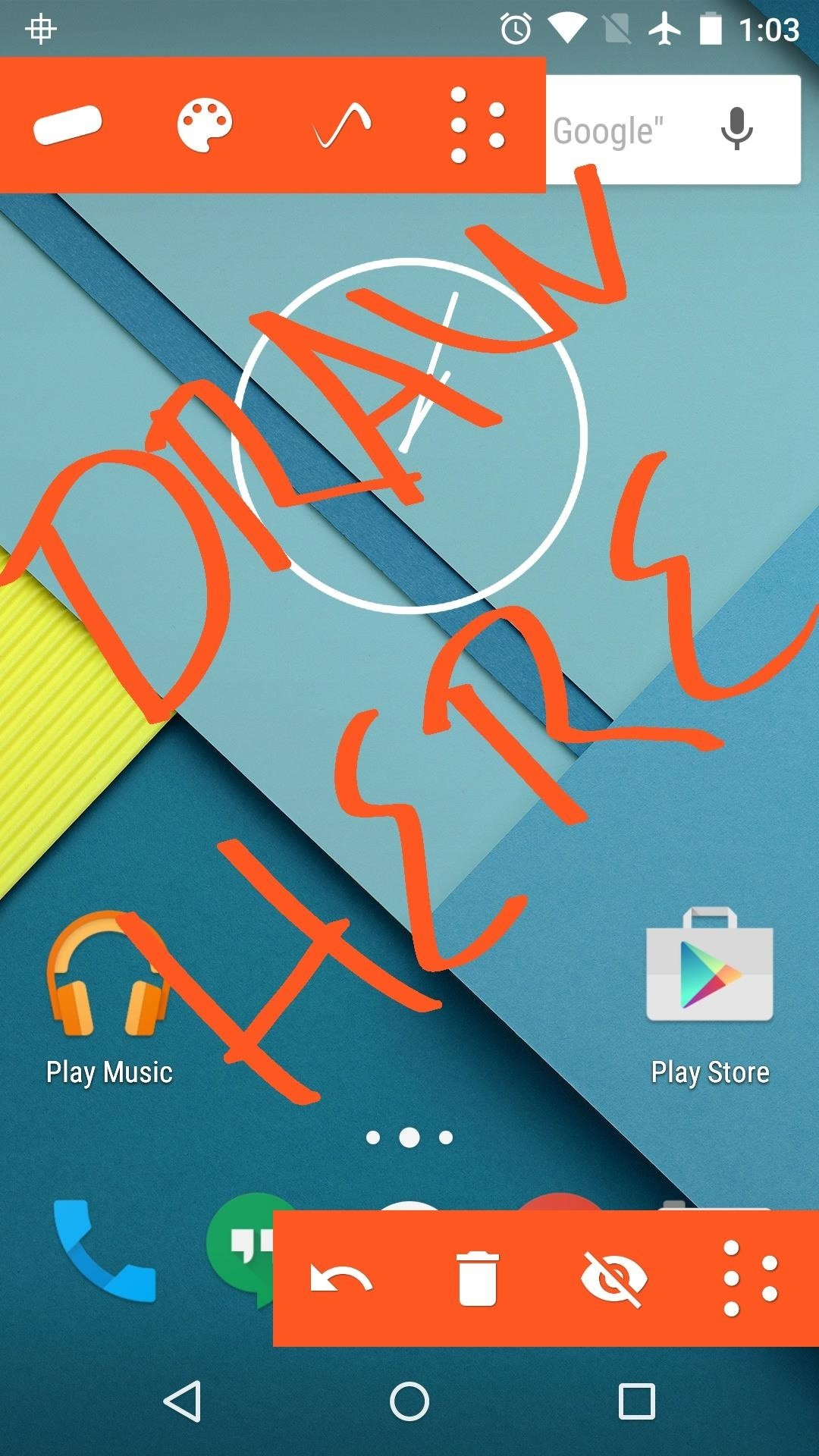 How to Draw on Top of Any Screen on Your Android Device