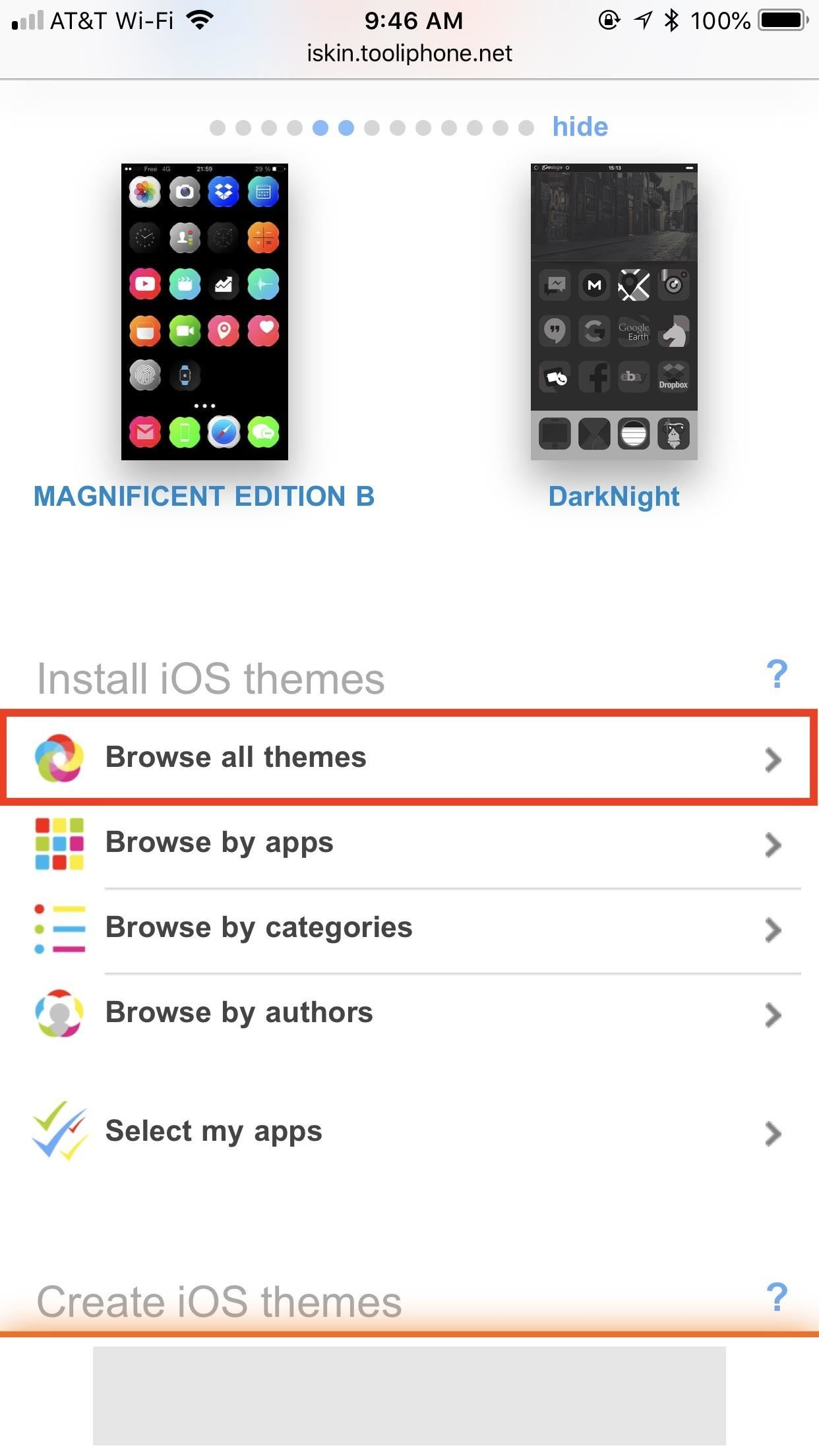 How to Theme the Home Screen App Icons on Your iPhone Without Jailbreaking
