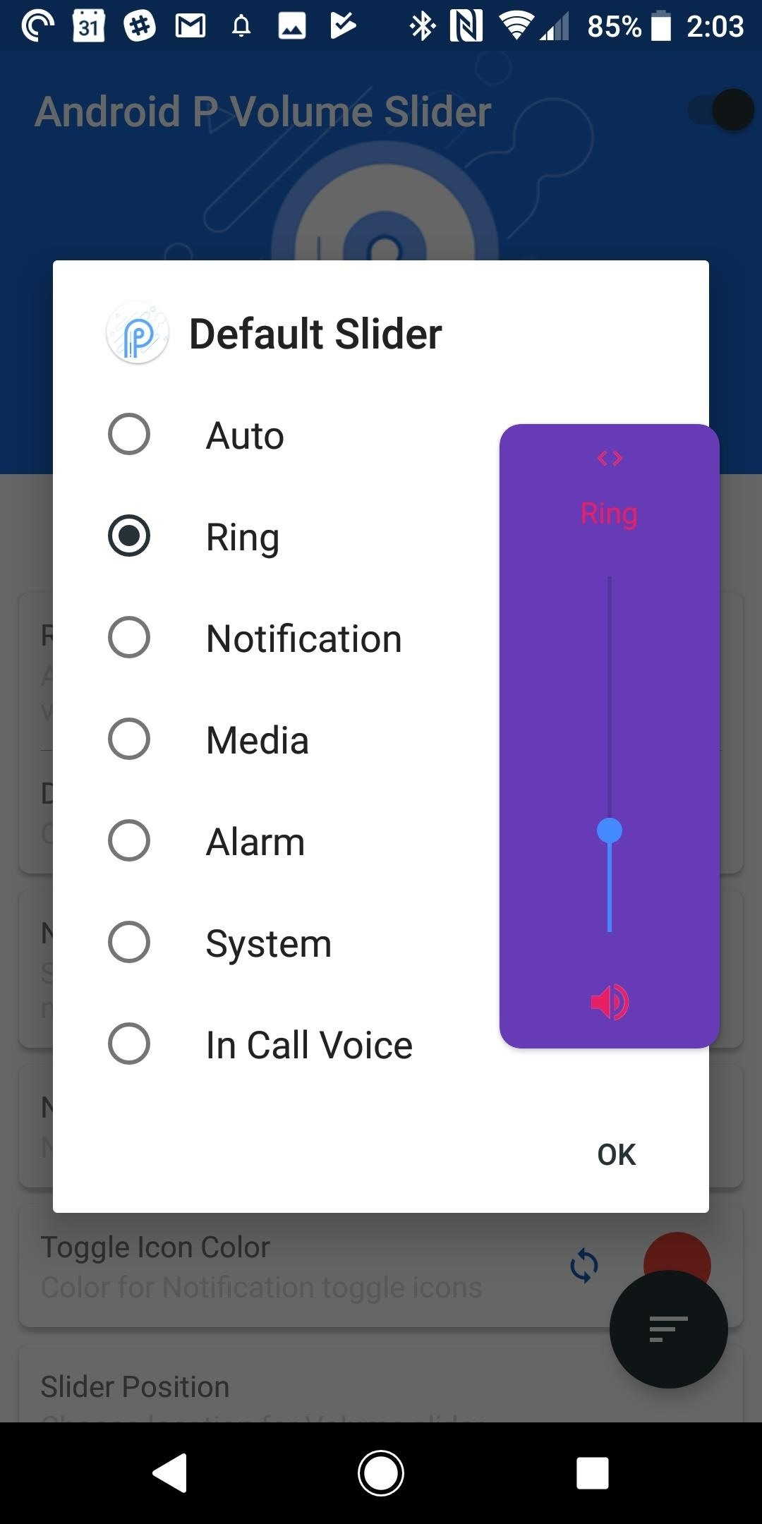 Get Android P's Volume Slider on Any Phone & Control Media Volume by Default  - get android ps volume slider any phone control media volume by default - Get Android P's Volume Slider on Any Phone & Control Media Volume by Default « Android :: Gadget Hacks