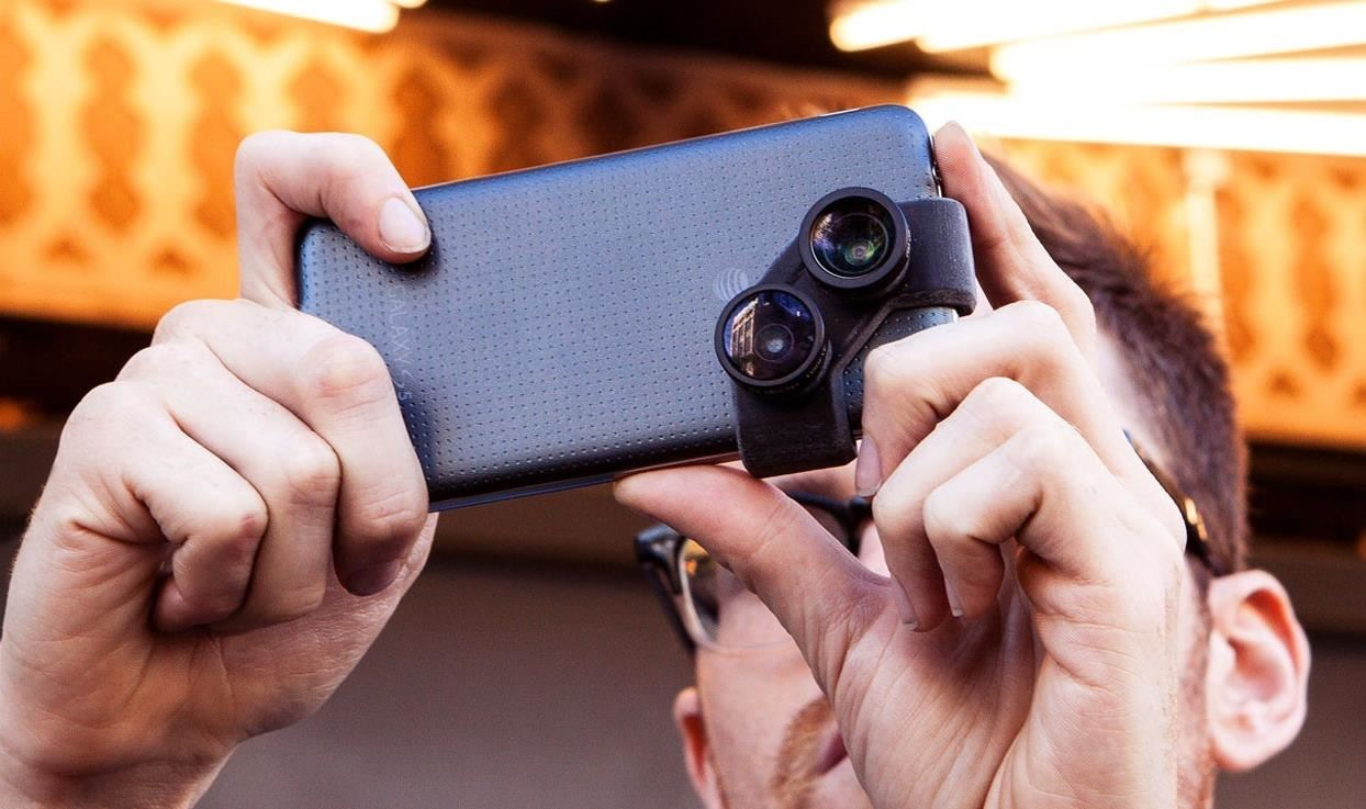 CES 2015: These Camera Lens Add-Ons Will Take Mobile Photography to the Next Level