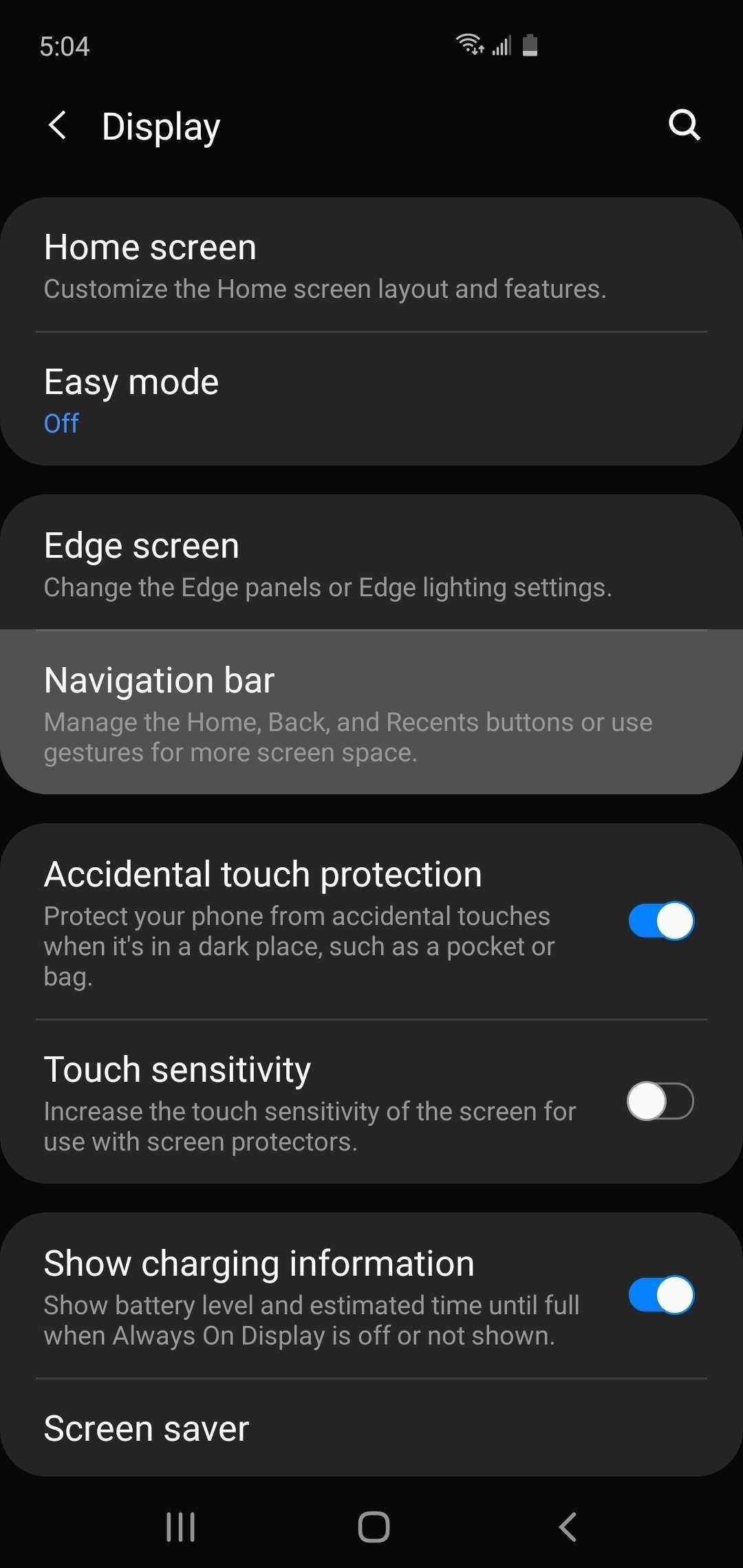 How to Get the iPhone's Swipe Gestures on Your Samsung Galaxy with Android 10