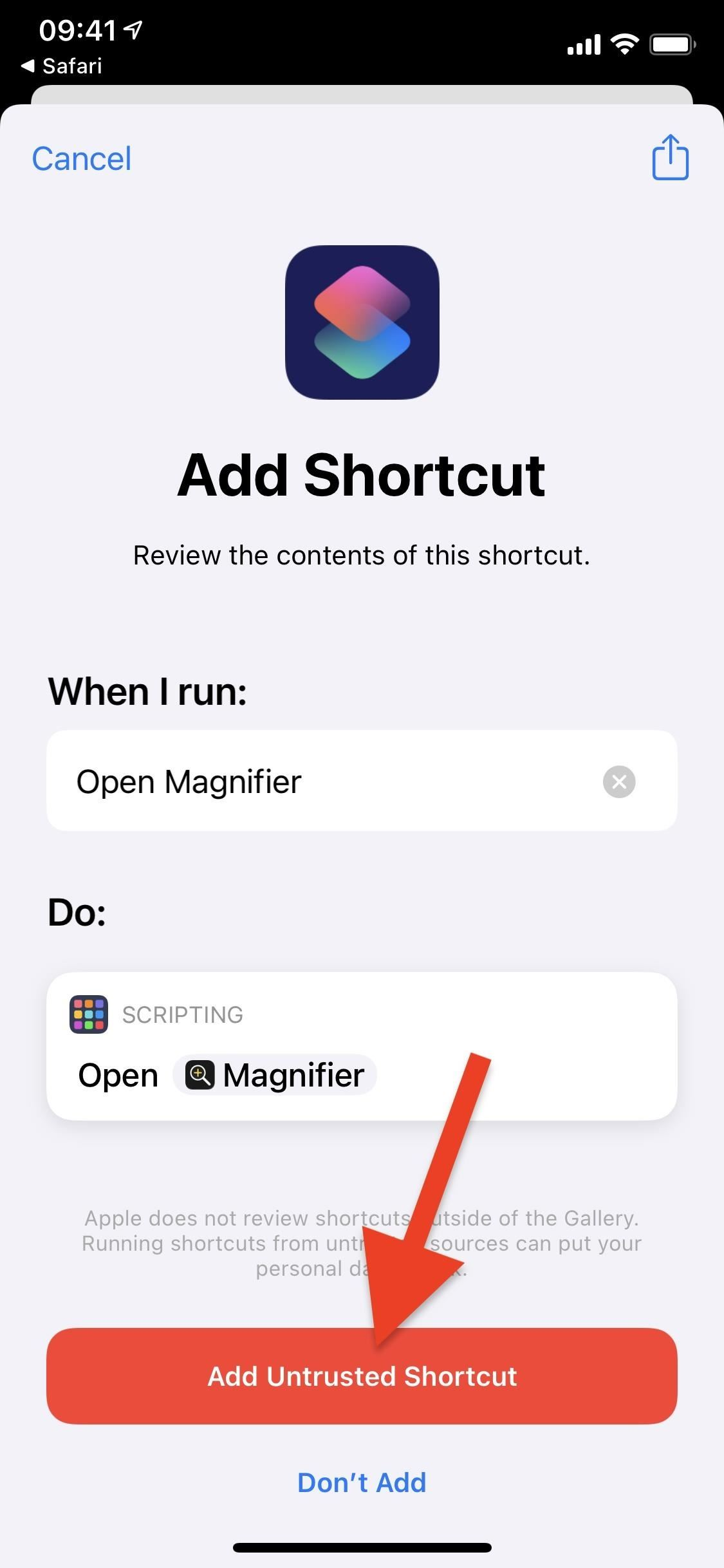 7 Ways to Quickly Open the Hidden Magnifying Glass Feature on Your iPhone