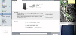 Jailbreak an iPod Touch or iPhone firmware Beta 3