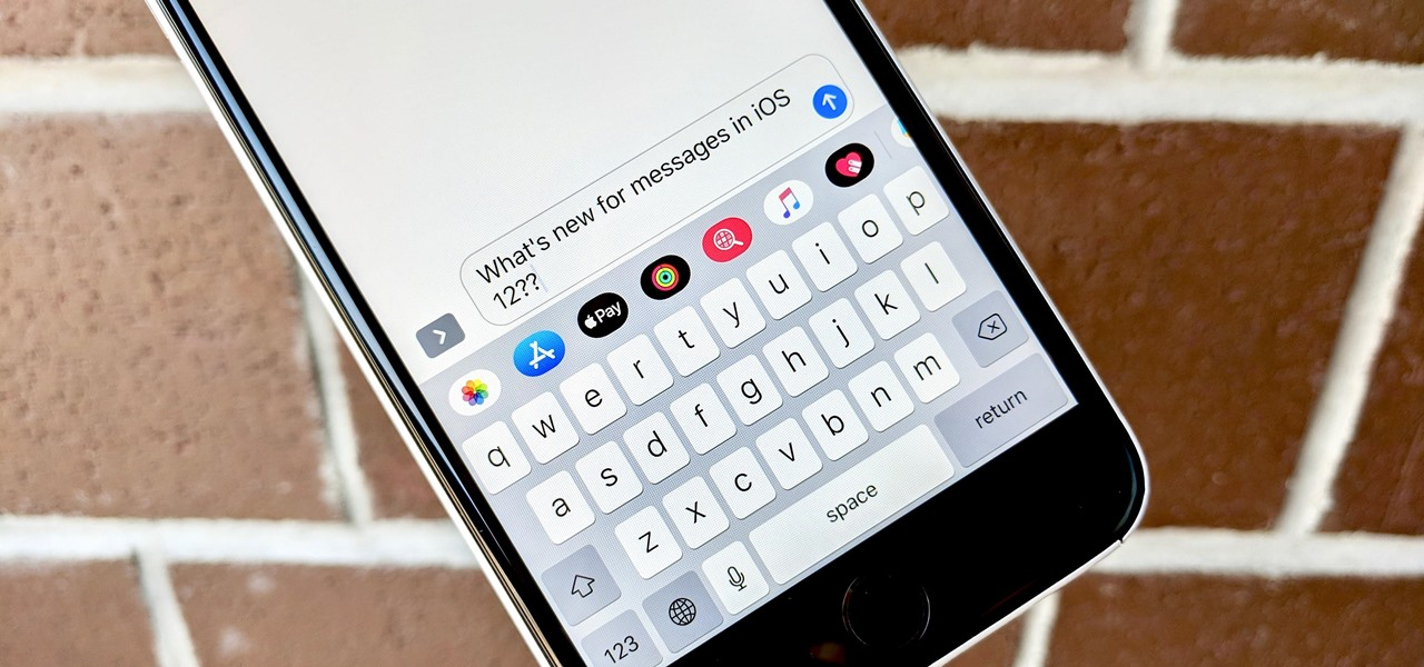 The Top 10 New Features in iOS 12's Messages App for iPhone