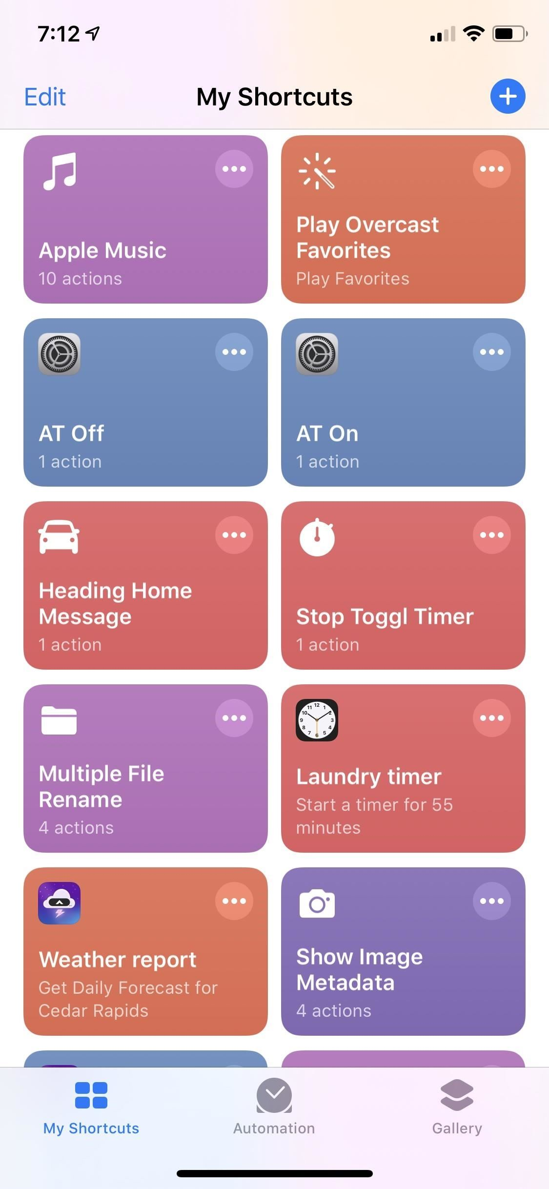 What's New in Shortcuts in iOS 13
