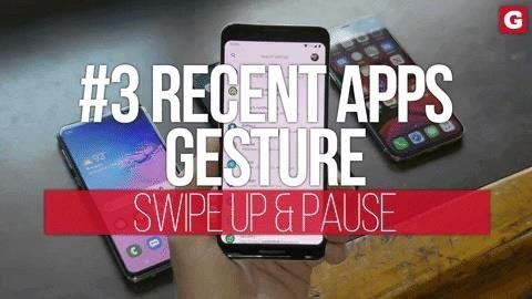 How to Use Android 10's New Swipe Gestures [Demo GIFs]