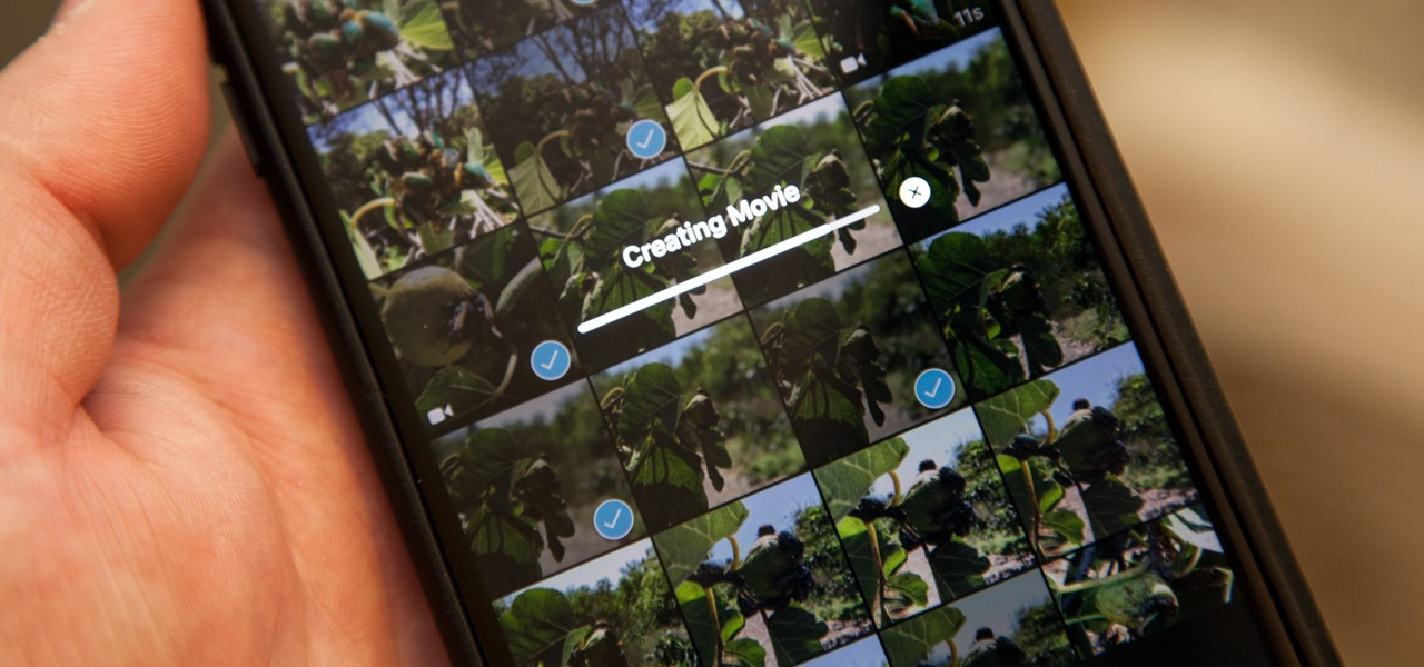 How to Create a New Movie Project on Your iPhone