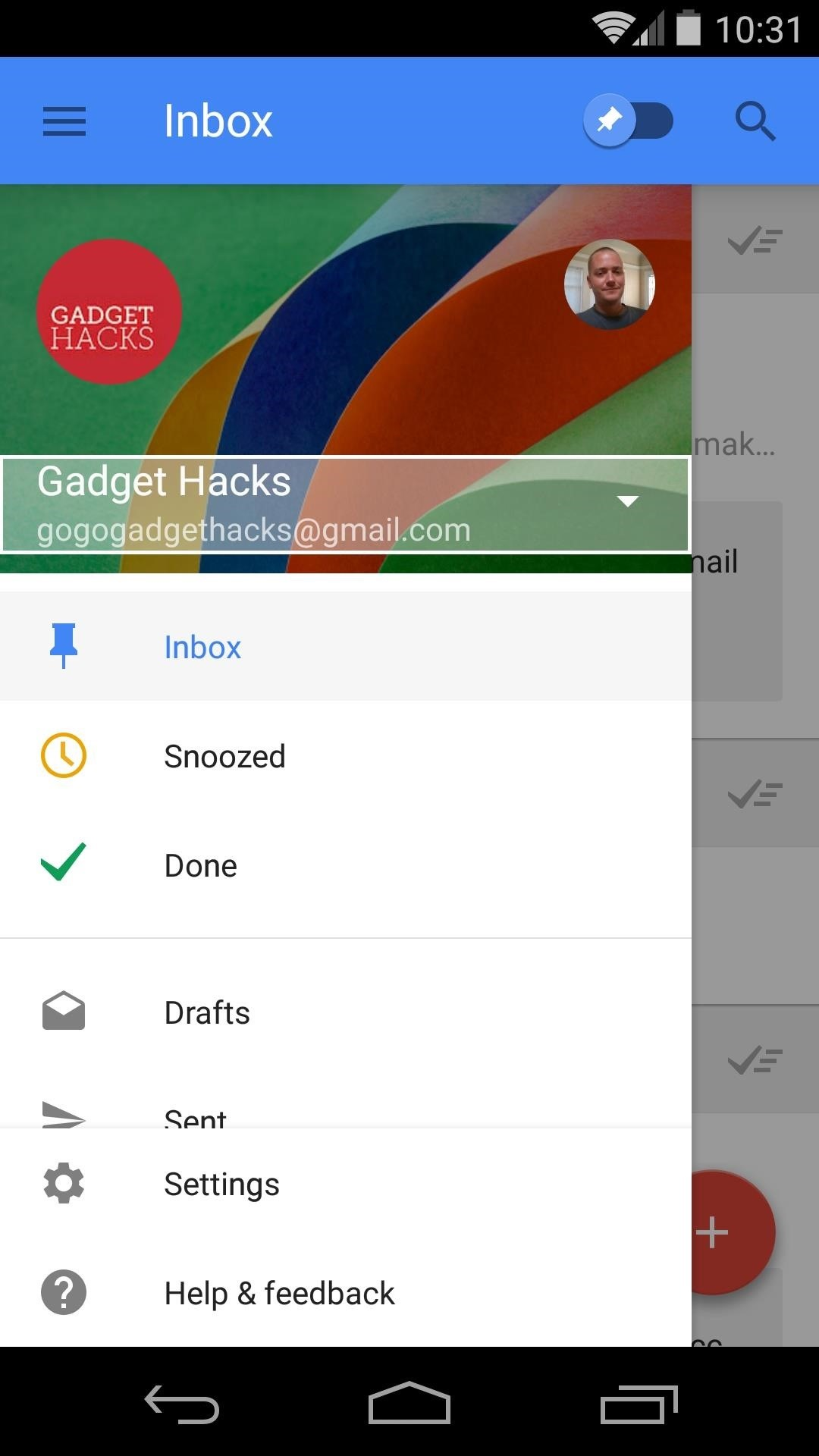 Give Your Friends Access to Inbox by Gmail Without Any Invites