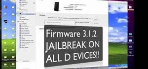 Unlock an iPhone 3G/3Gs with a blackra1n jailbreak