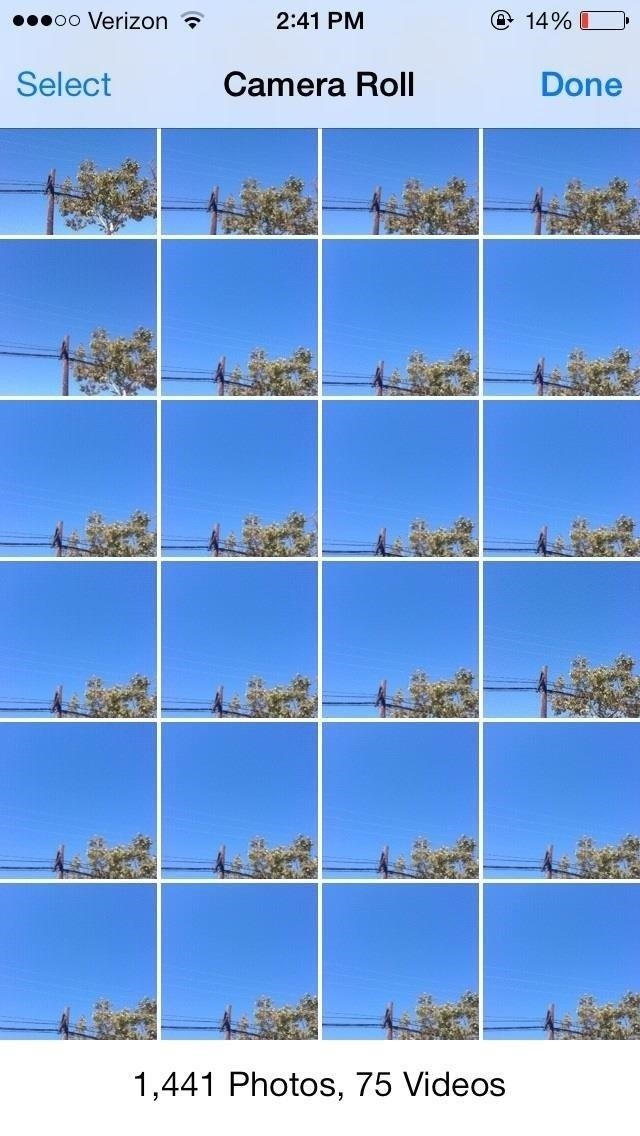 How to Use Burst Mode in iOS 7 to Take Super Fast Photos on Your iPhone