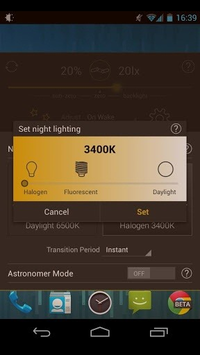 How to Make Your Nexus 7's Brightness Auto Adjust to Your Preferred Levels in Different Environments