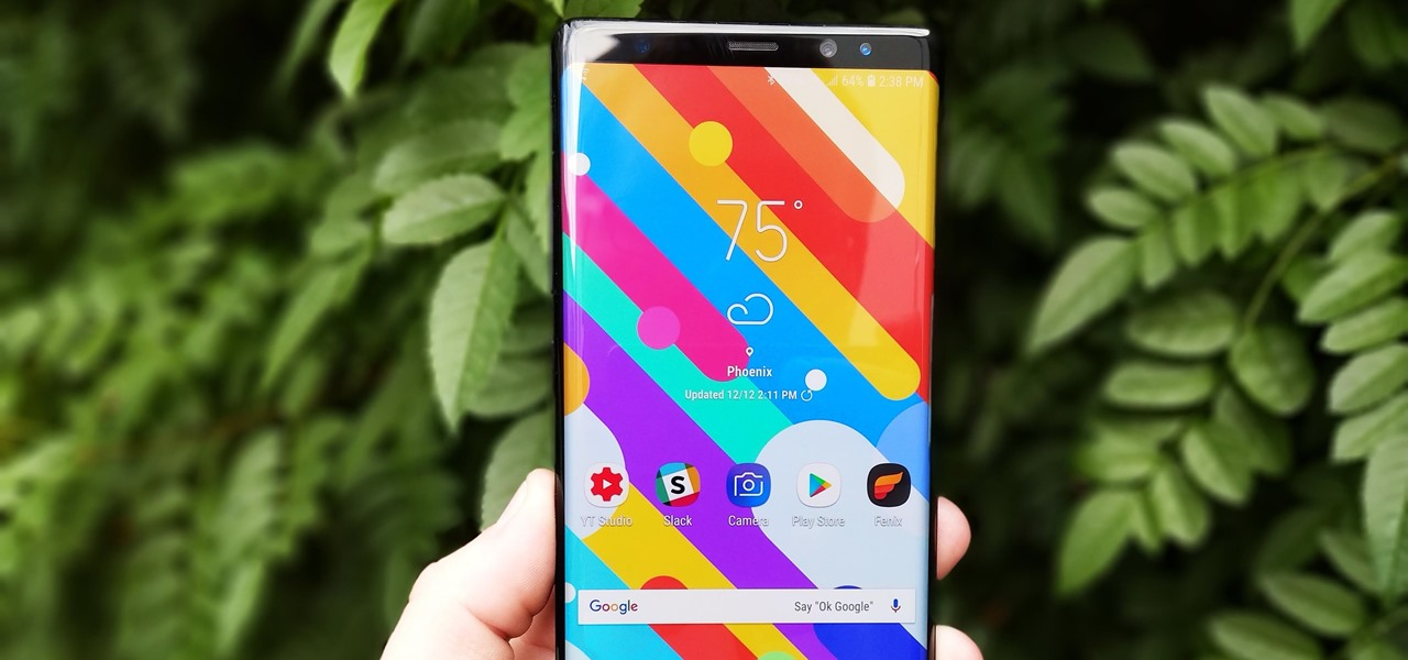 How Stable Is the Samsung Galaxy Note 8 Oreo Update? « Android