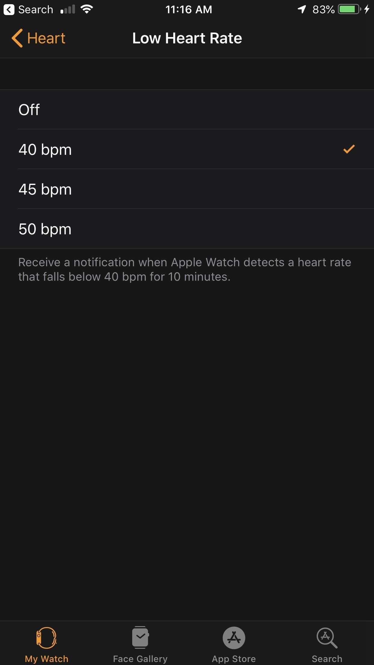 What to Do When You Get a Low Heart Rate Notification on