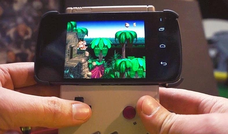 How to Hack an Old Game Boy and Wii Remote into an Awesome Android
