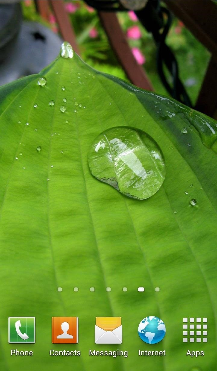 How to Shake Your Way to a New Wallpaper on Your Samsung Galaxy S3