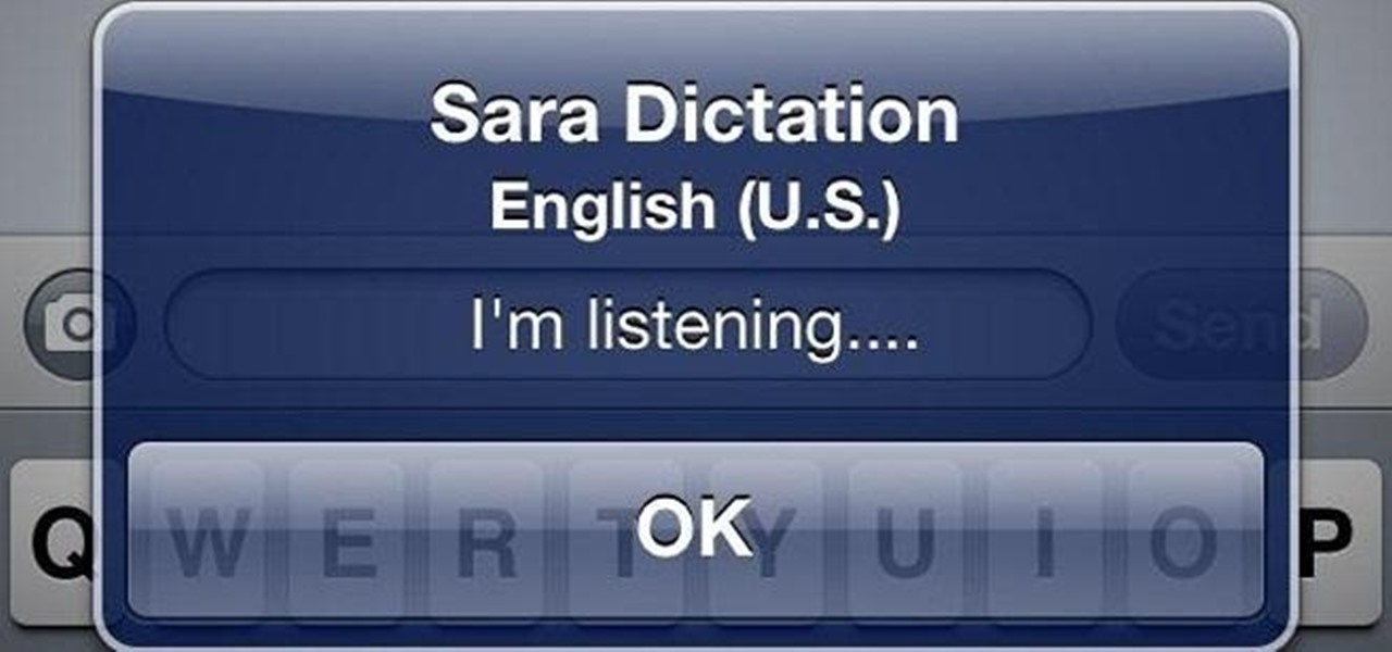 Get Talk-to-Text on Your Jailbroken iPhone with the Siri Clone Sara