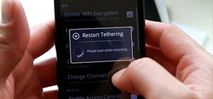 Enable free WiFi tethering on your new HTC EVO 4G
