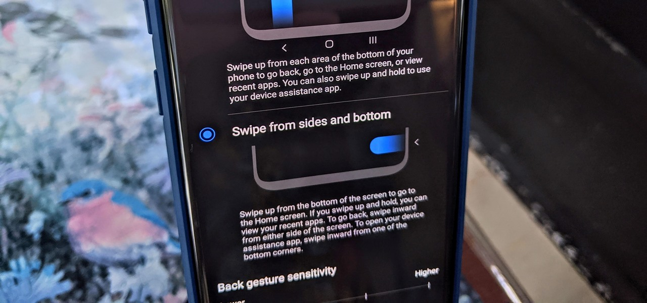 Enable Android 10's New Gestures on Your Samsung Galaxy with One UI 2
