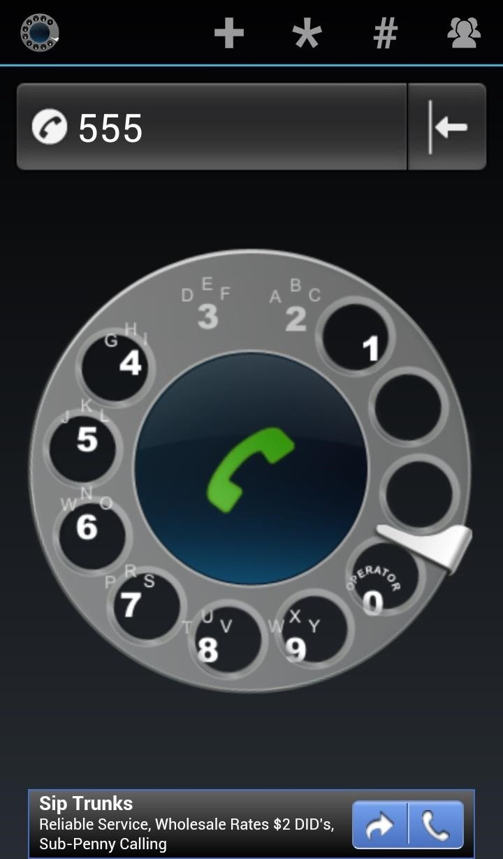 How to Go Old School on Your Samsung Galaxy S3 with a Rotary Dialer