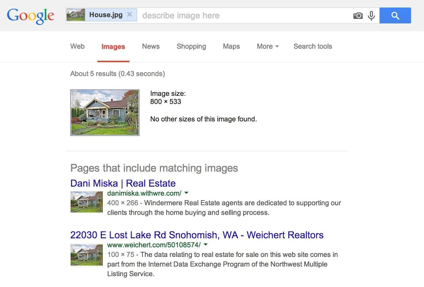 Quick Tip: Avoid Craigslist Scams with a Reverse Image Search