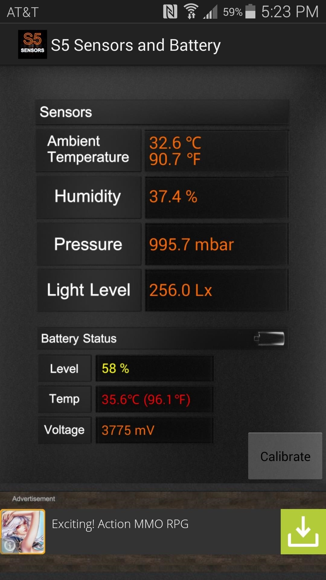 Get Truly Local Weather Readings From Your Galaxy S5 S
