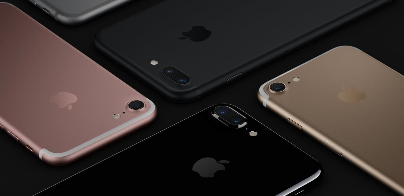 The iPhone 7 Comes in an All-New 'Jet Black' Glossy Finish with a Matte 'Black' Counterpart