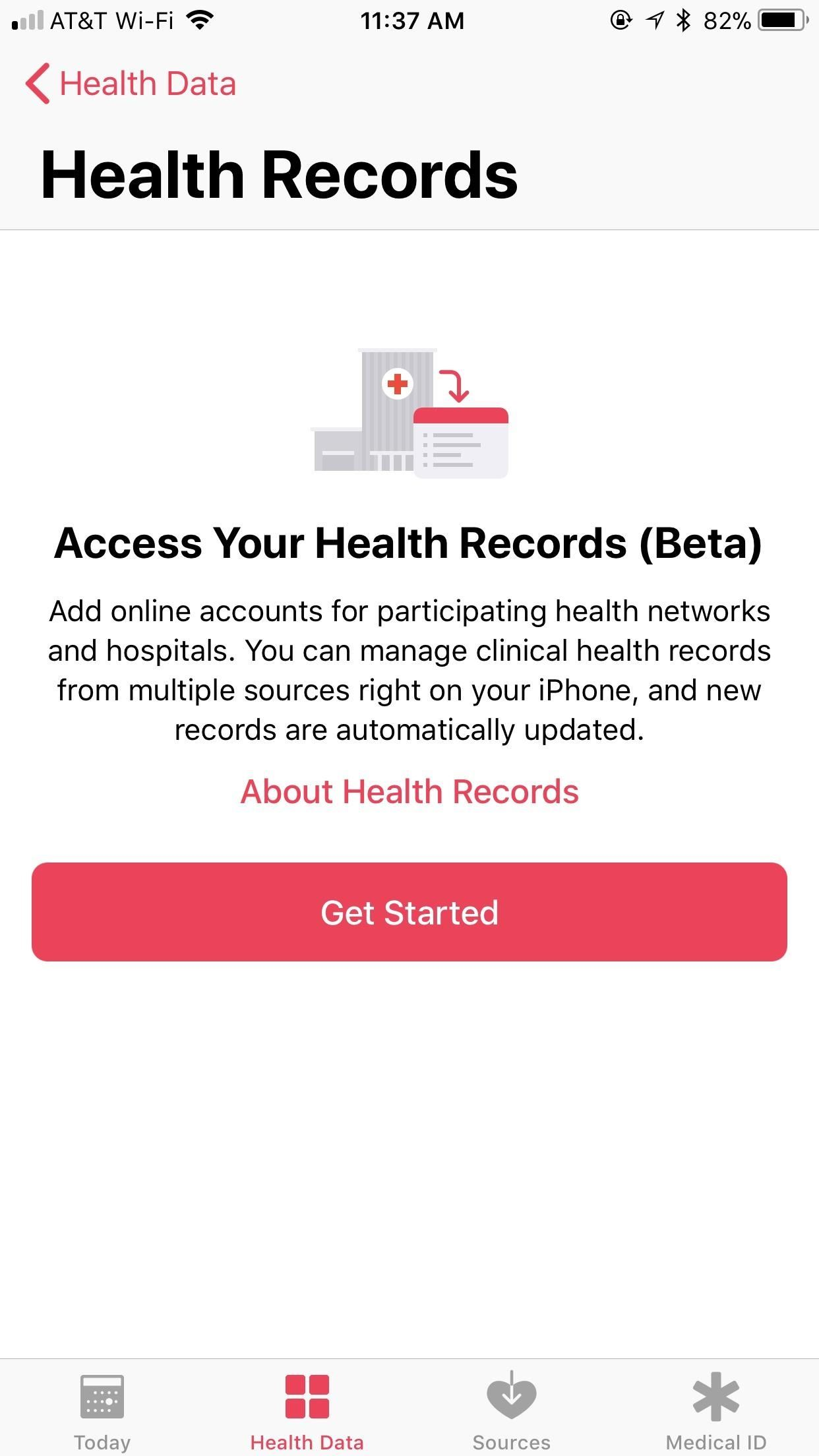 How to Import Your Health Records onto Your iPhone in iOS 11.3