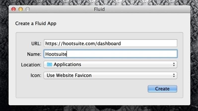 Create a Hootsuite Mac App to Manage All Your Social Media Accounts from Your Desktop