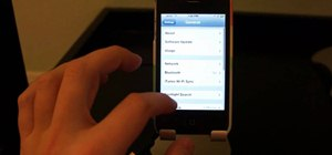 Turn on and use text expansion with the Shortcuts feature in iOS 5