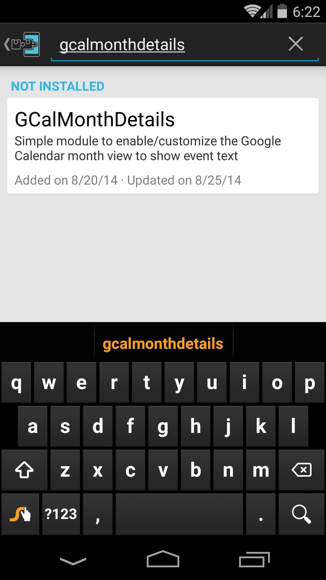 Customize the Look of Your Google Calendar App on Android