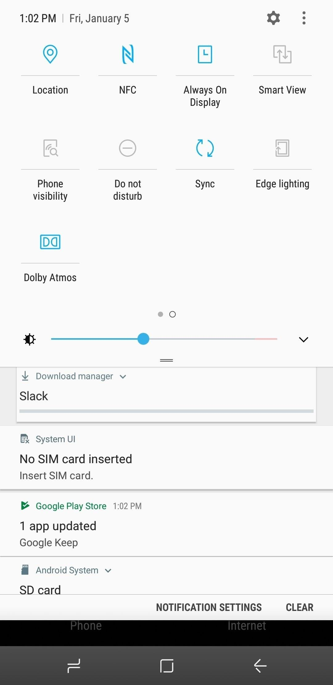Galaxy S8 Android Oreo Update Leaked — Here's What's New