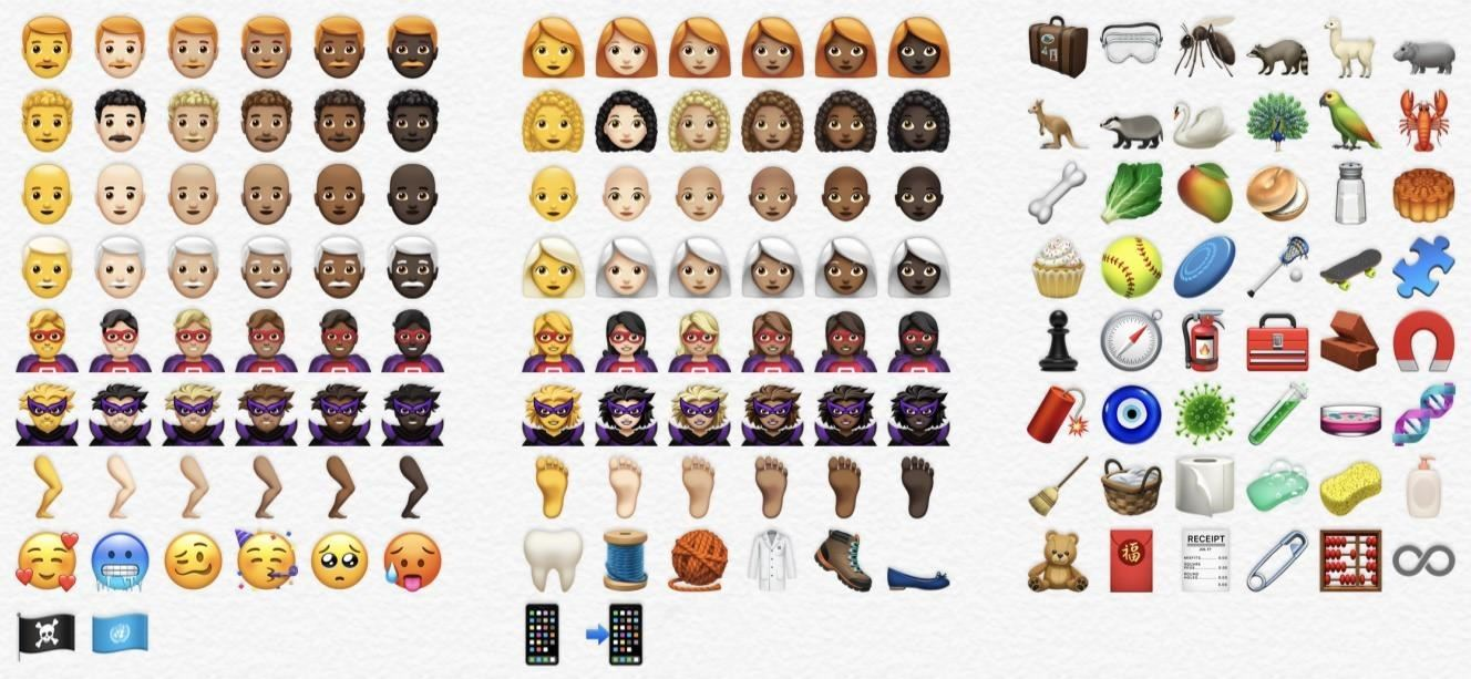 Apple's iOS 12.1 Released Today with Group FaceTime, New Emoji & More