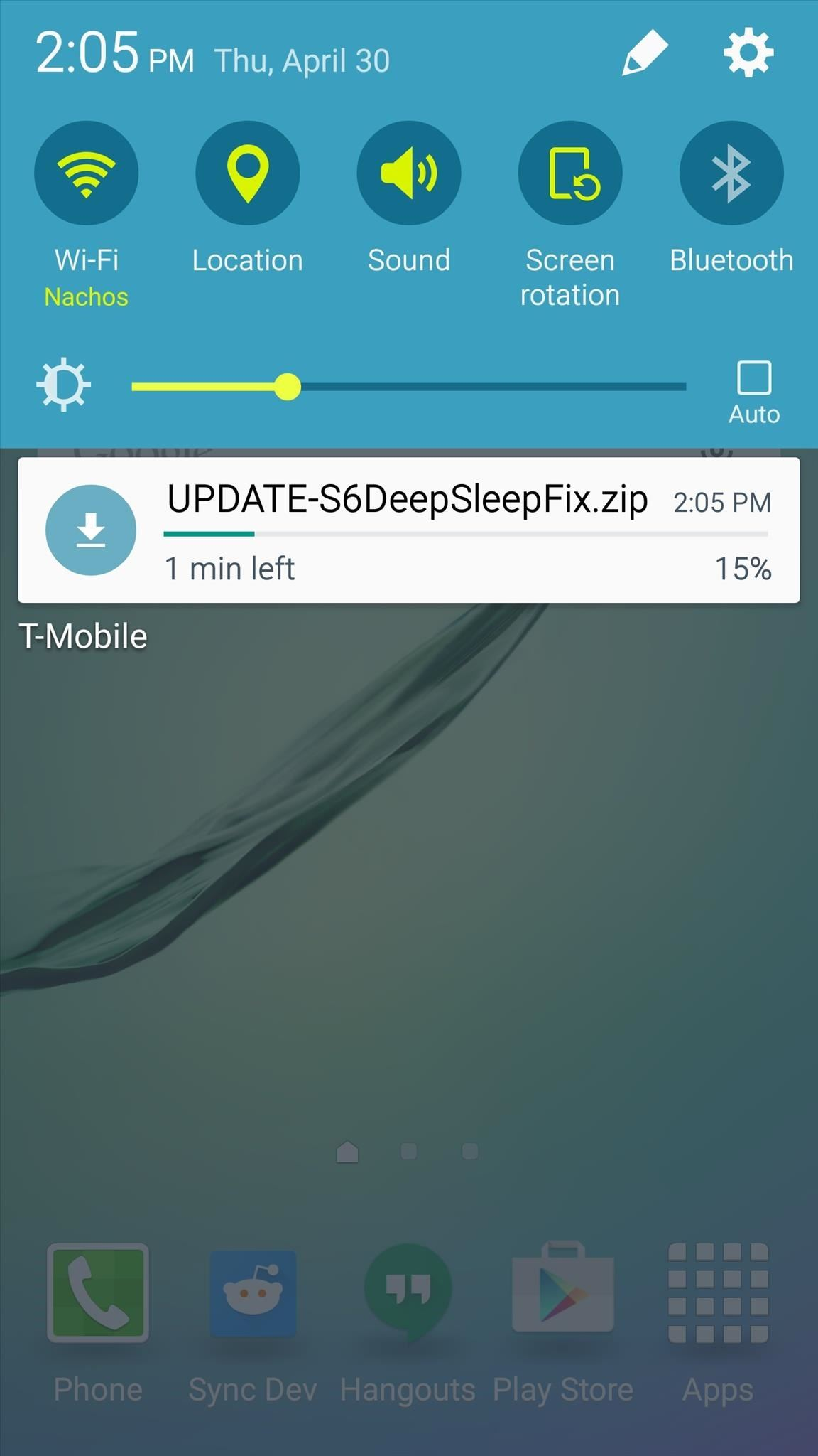 How to Fix Deep Sleep Issues Caused by Rooting Your Galaxy S6