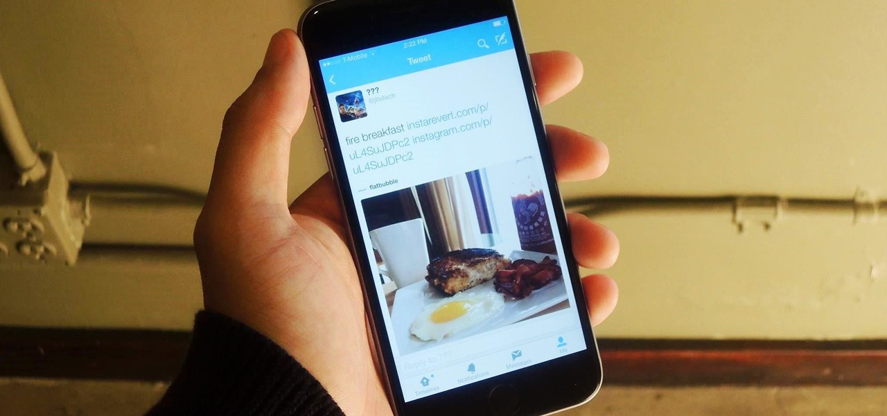 Get Instagram Preview Photos Back on Twitter
