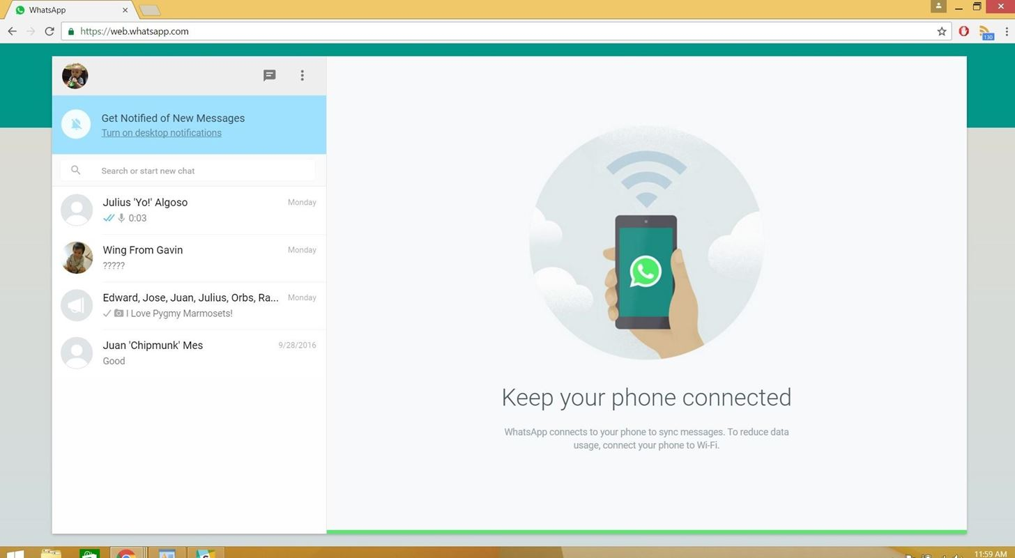 WhatsApp 101: How to Use WhatsApp Web to Send & Receive Messages from Any Computer