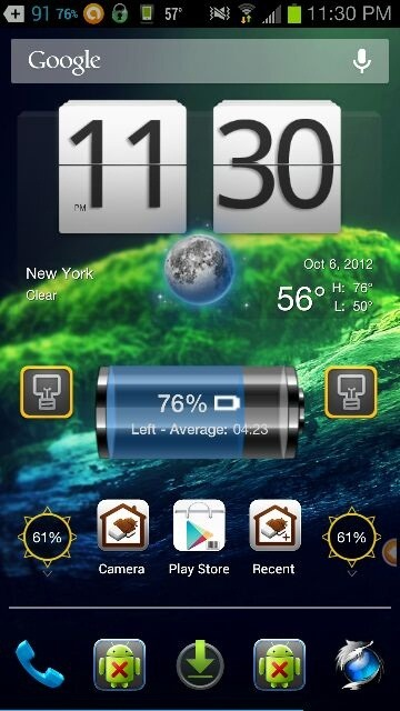 How To Completely Hide Your Status Bar On Your Android Device Smartphones Gadget Hacks