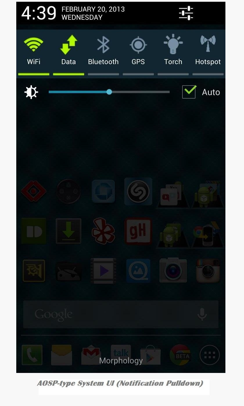 How to Theme a TouchWiz ROM on Your Samsung Galaxy S3 Using Morphology