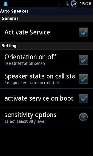 How to Automatically Use Speakerphone When You Move Your Face Away During a Call