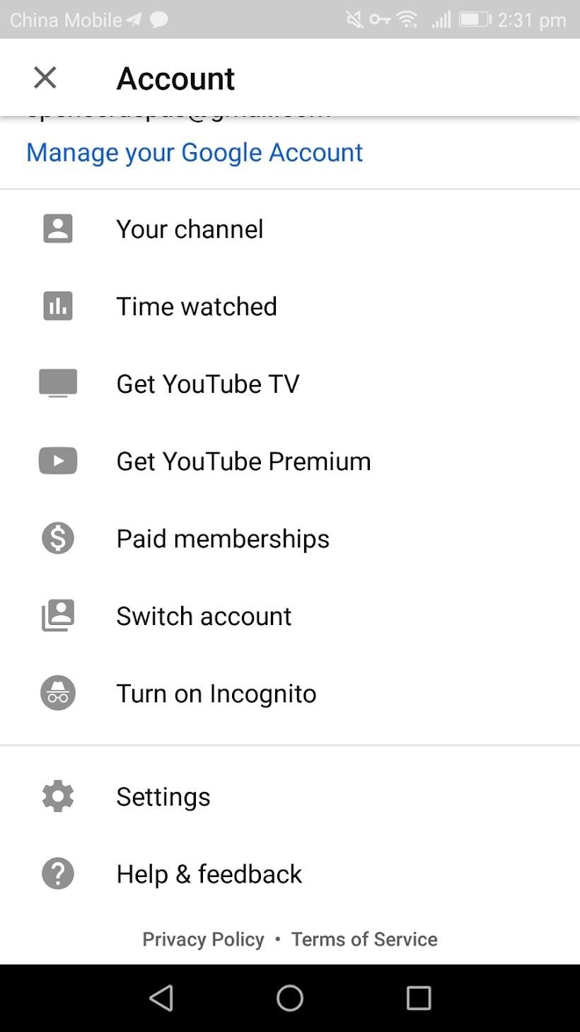 How to Enable Closed Captions in the YouTube App for Android