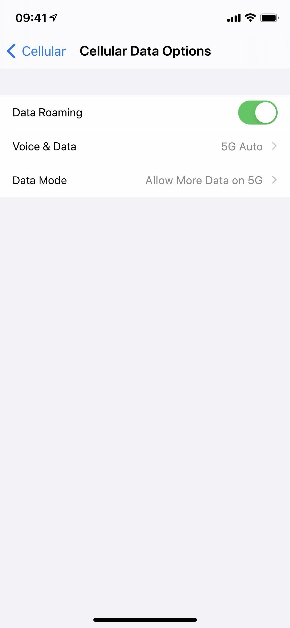 How to Force Your iPhone 12 or 12 Pro to Use 5G All the Time When 5G Networks Are Available